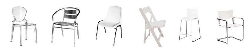 Půjčovna židlí